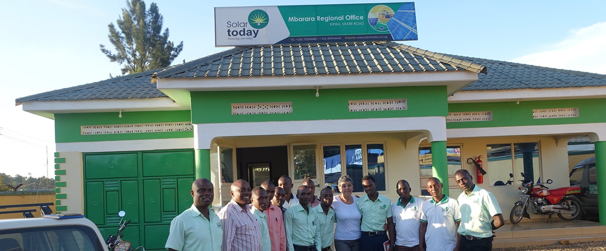 Solartoday Uganda Limited